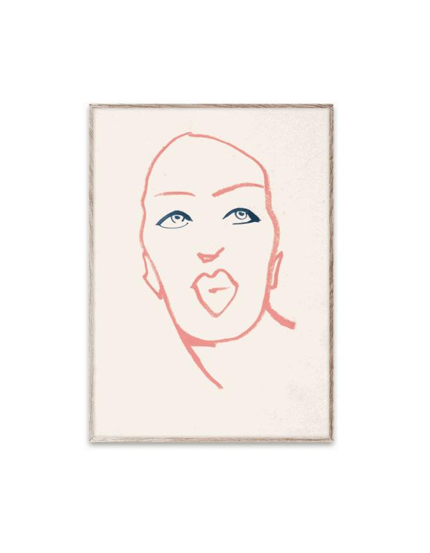 "Printas ""Silhouette 01"" | Amelie Hegardt"