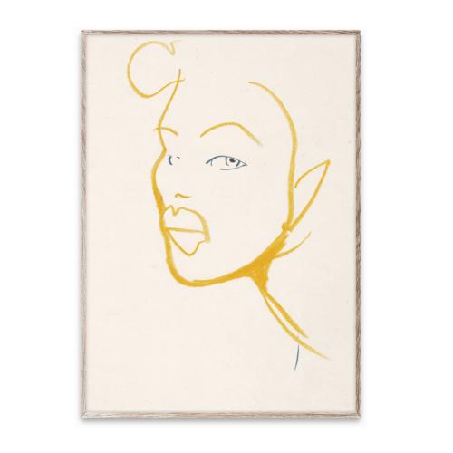 "Printas ""Silhouette 03"" | Amelie Hegardt"