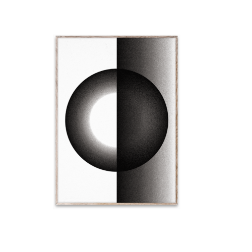 """Printas """"EO Shapes 02"""" Erik Olovsson"""