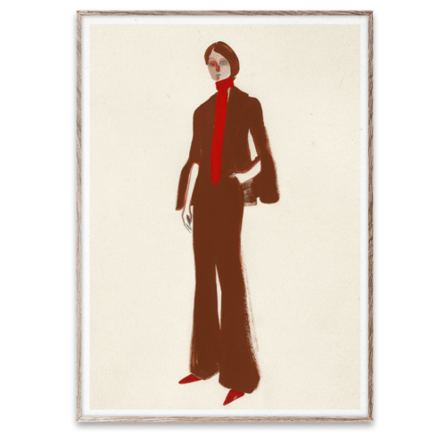 "Printas ""The Suit"" 