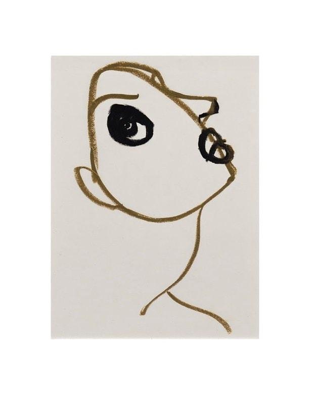 "Printas ""Silhouette 02"" | Amelie Hegardt"