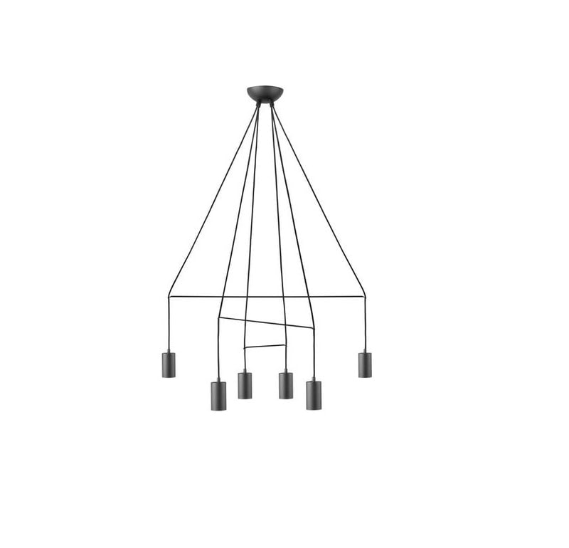 IMBRIA BLACK 9677 šviestuvas | Nowodvorski