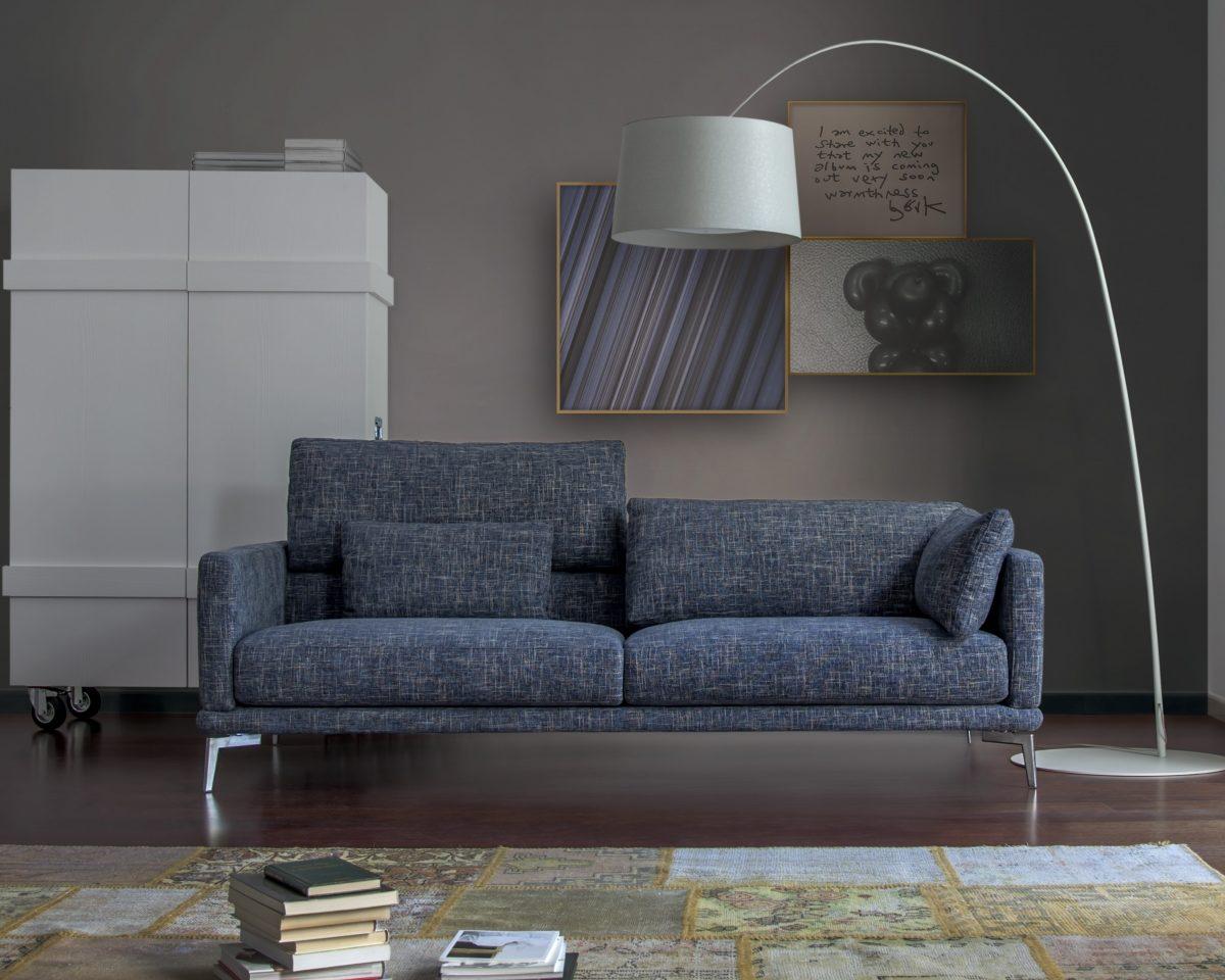 Genius Loci sofa | Calia Italia