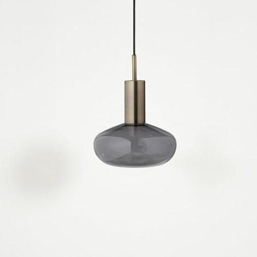 Dūminis su žalvariu GAMBI šviestuvas | ENO Studio