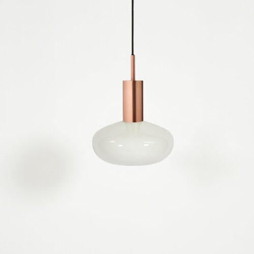 Baltas su variu GAMBI šviestuvas | ENO Studio
