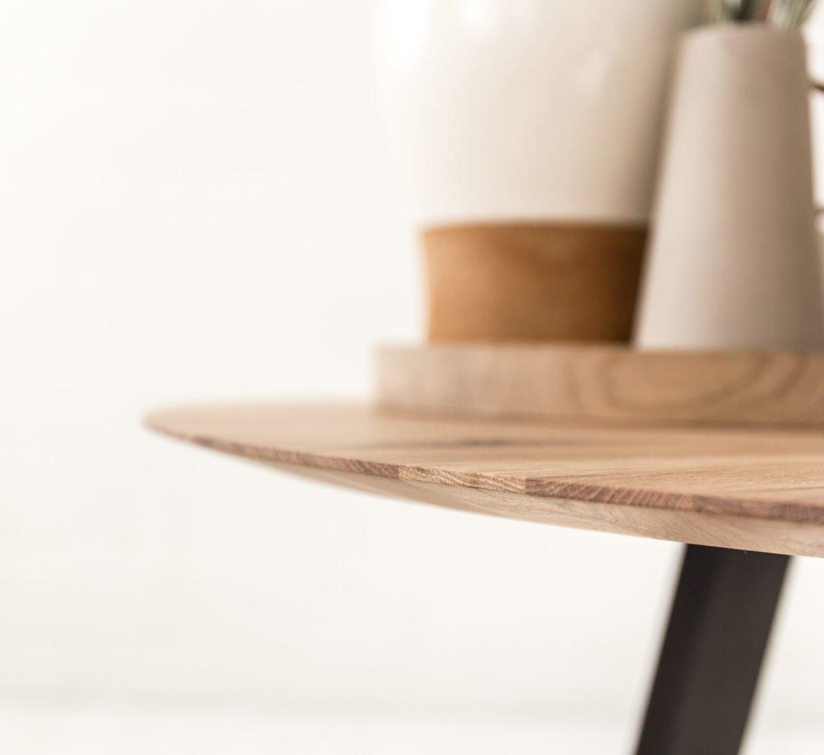 Šviesus valgomojo stalas Dinner | IDDO
