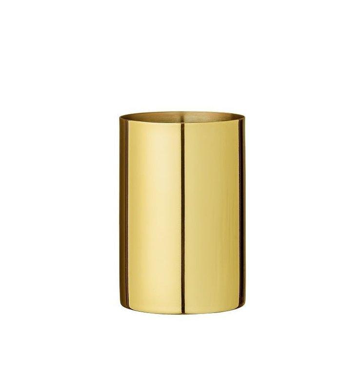 Aukso spalvos vonios aksesuaras | Bloomingville
