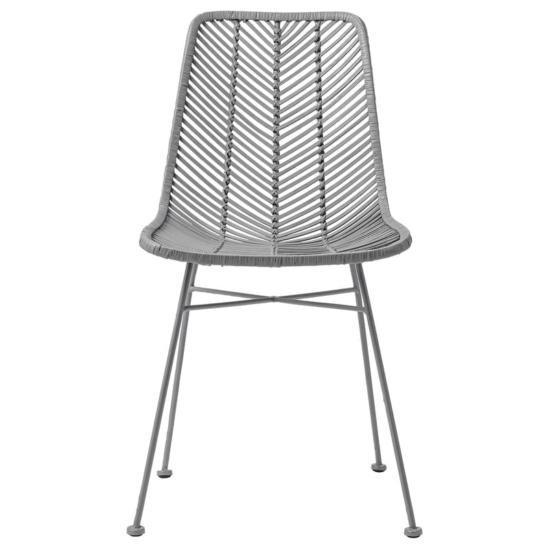 Lena pilka kėdė | Bloomingville