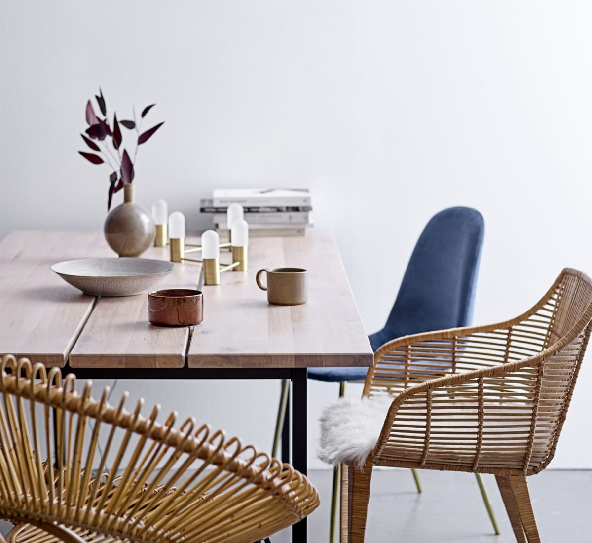Lounge kėdė | Bloomingville