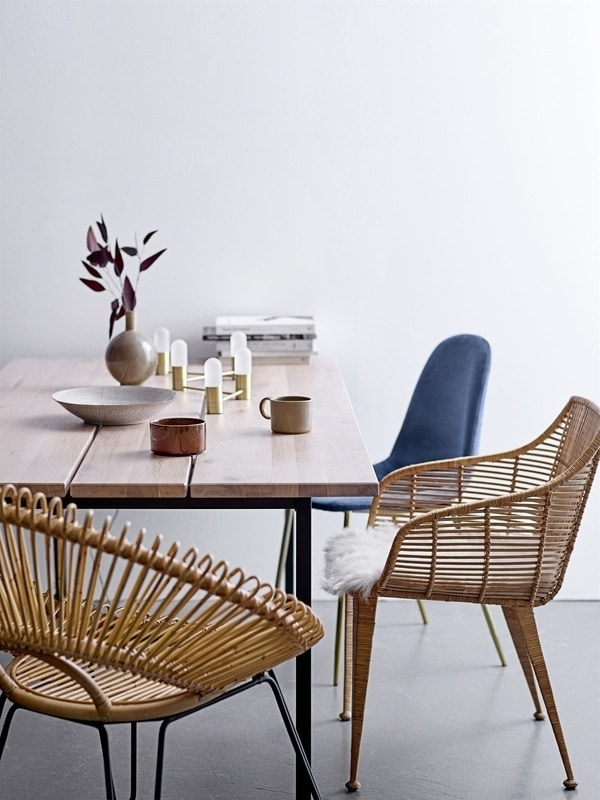 Amira Lounge kėdė | Bloomingville