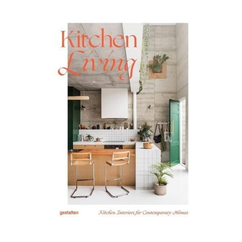 "Knyga ""Kitchen living"""
