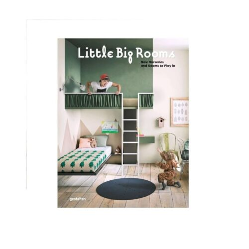 "Knyga ""Little Big Rooms"""
