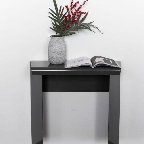 Tamsiai pilka flex konsolė | IDDO