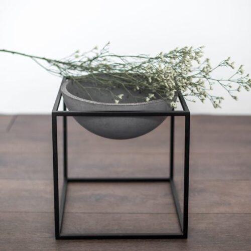 Cubus bowl vazonas | IDDO