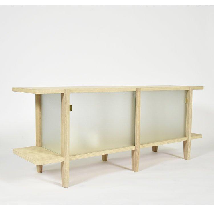 Ąžuolinė komoda PAVILLON | ENO Studio