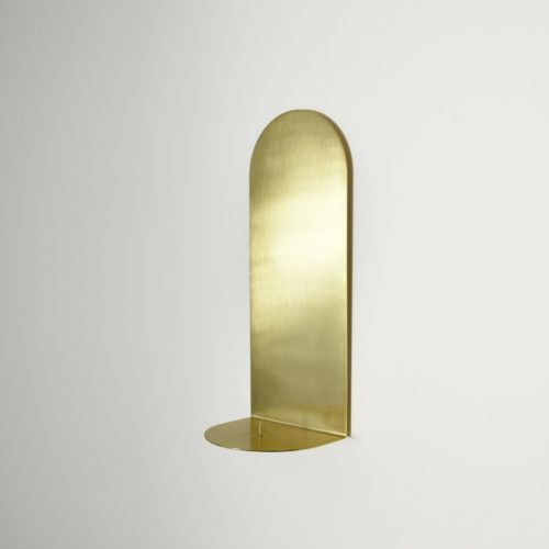 ARCHAL žalvarinė lentyna L | ENO Studio