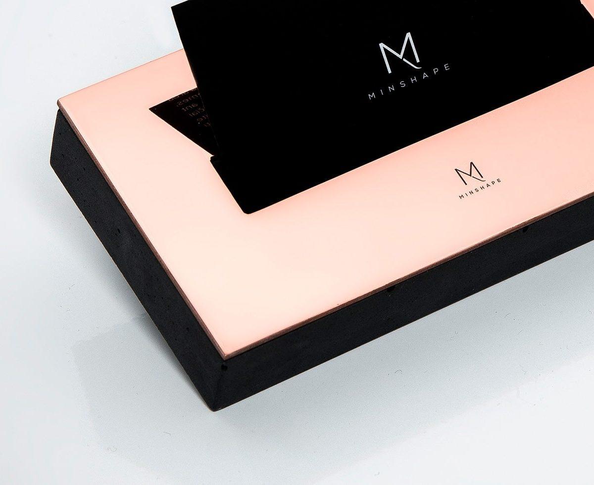 Vizitinių kortelių dėklas MCH1.3   Minshape