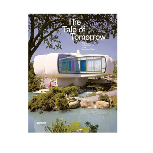 "Knyga ""The Tale Of Tomorrow"""
