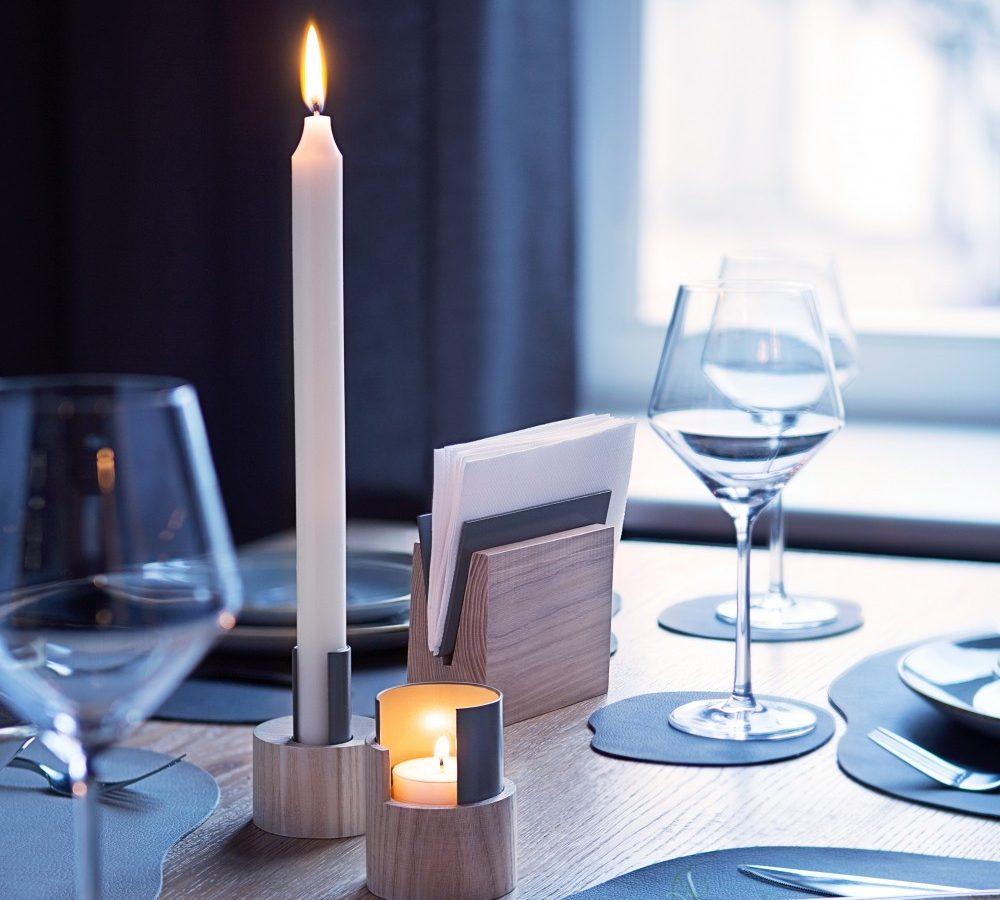 Žvakidė PUSMĖNULIS | NAMUOS